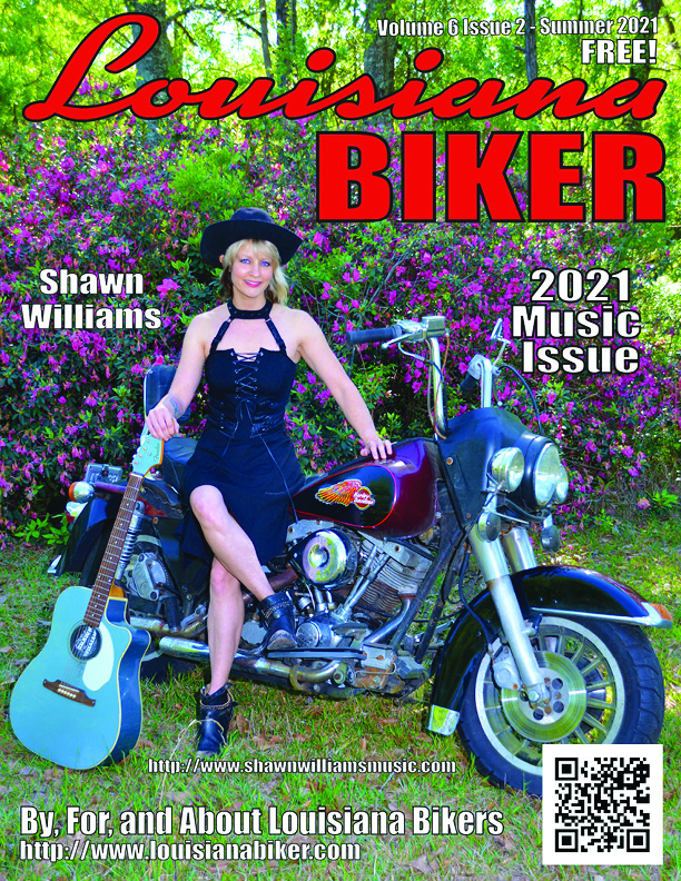 Louisiana Biker Magazine Autumn 2018